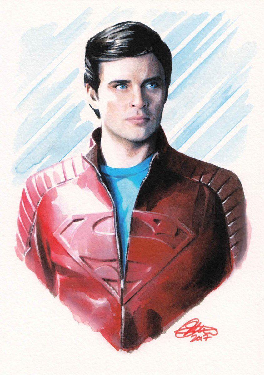Twitter Leather jacket, Red leather jacket, Superman