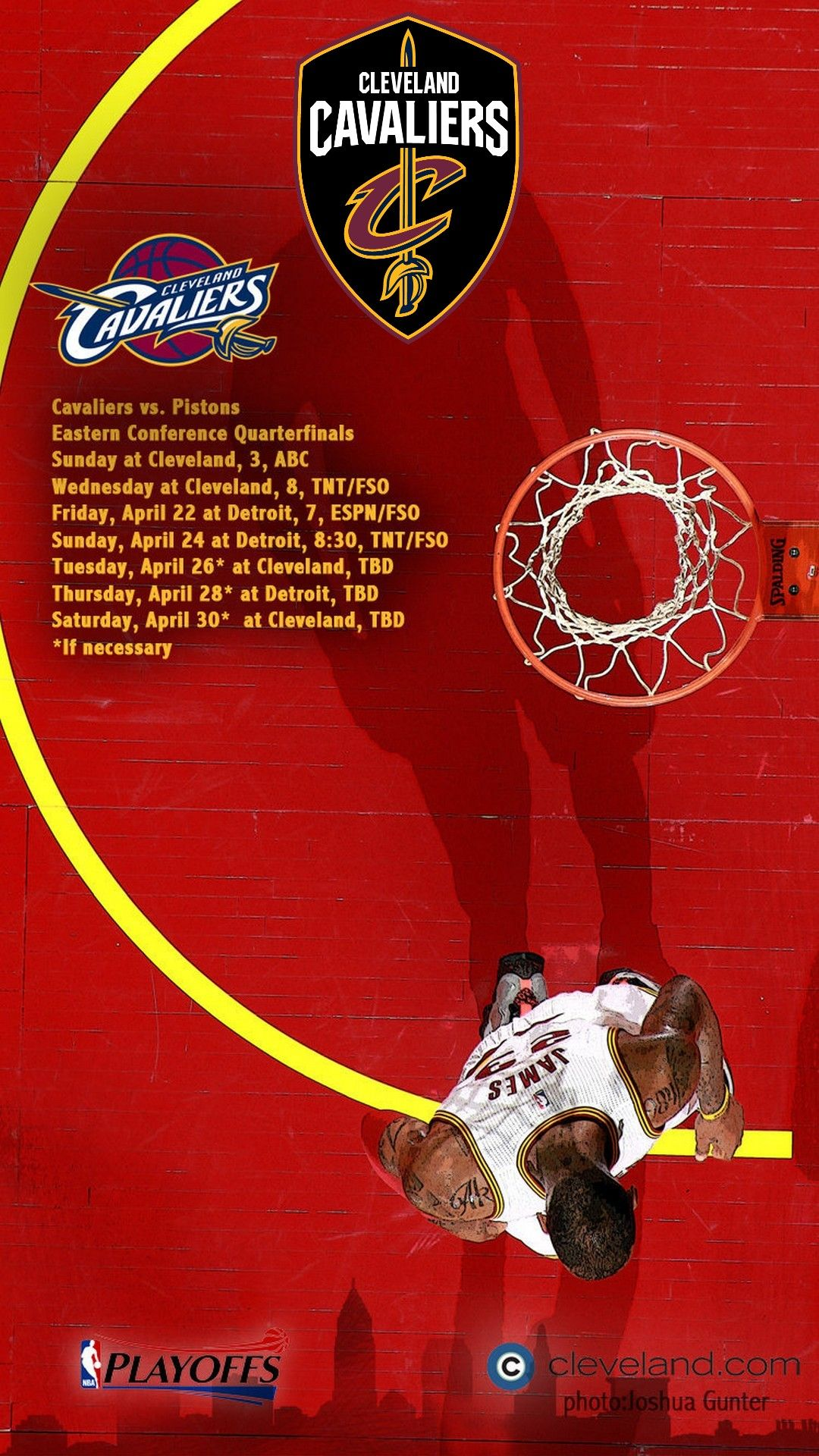 Cleveland Cavaliers NBA iPhone 7 Plus Wallpaper Iphone 7