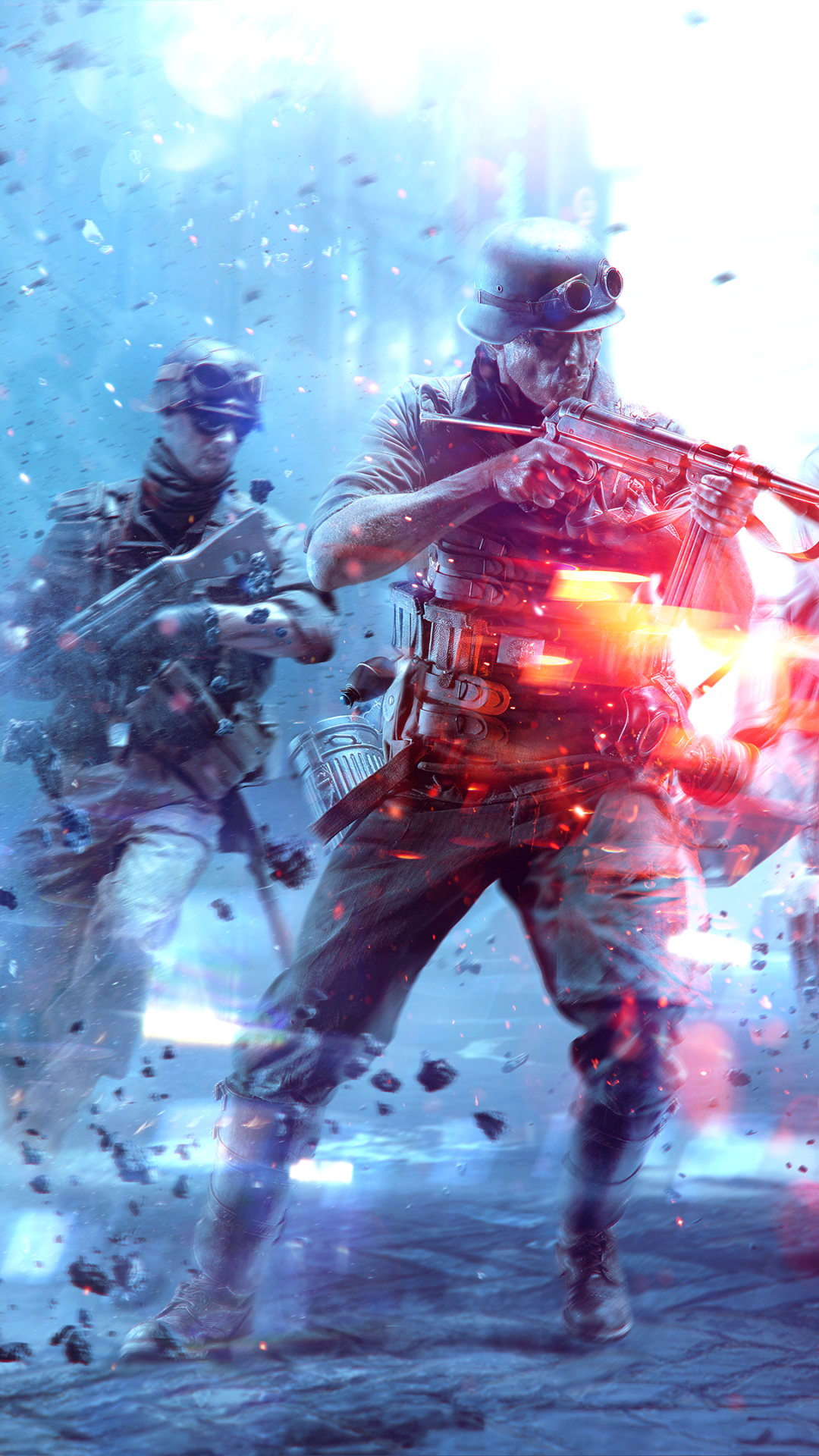 Video Game Battlefield V 1080x1920 Mobile Wallpaper