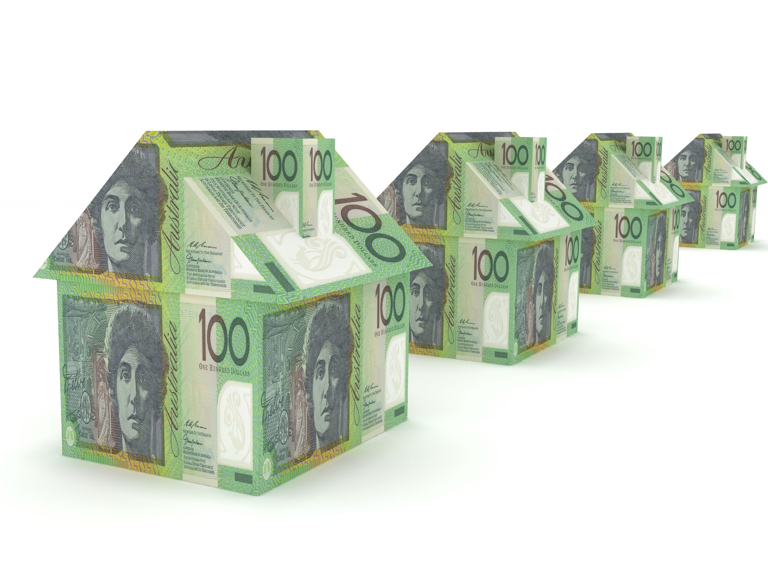 Investment Properties Passive Income Home Loans Investing Home Ownership