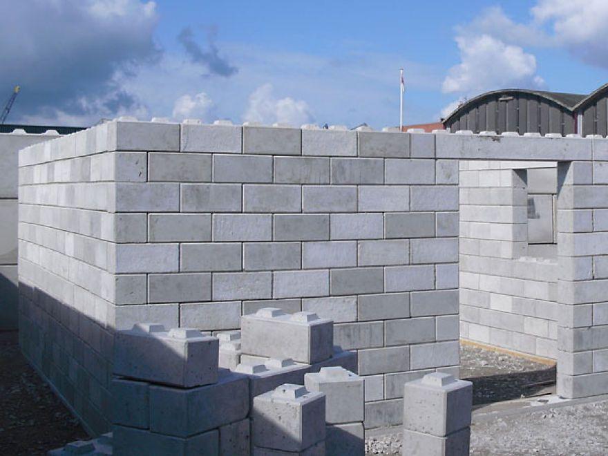 Lego Like Bricks For Houses