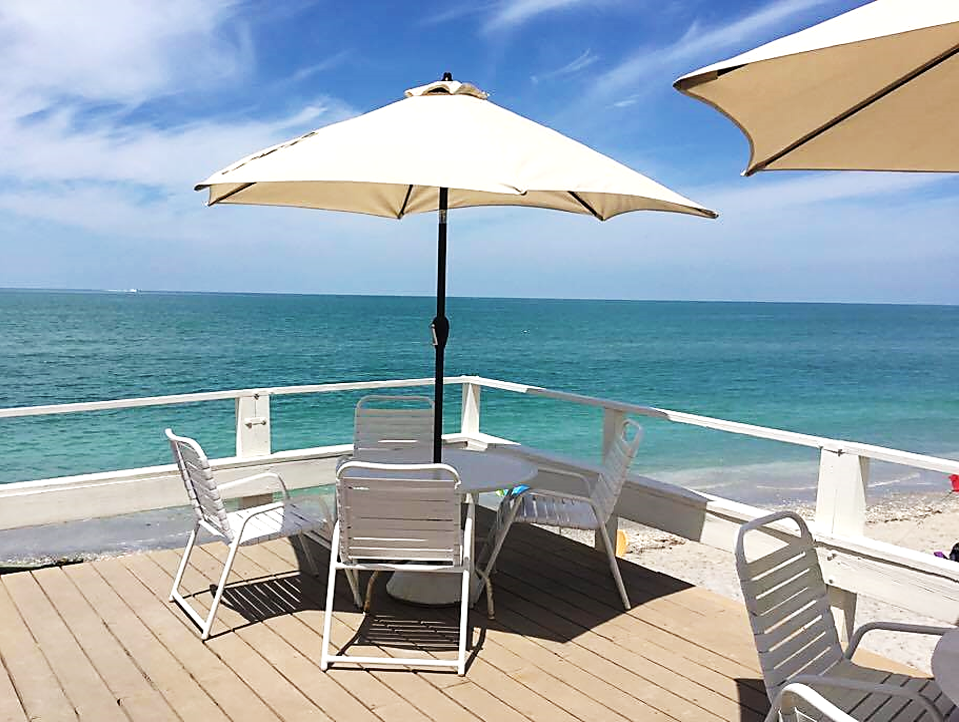 Sunset Deck at The Pearl Beach Inn! (With images ...