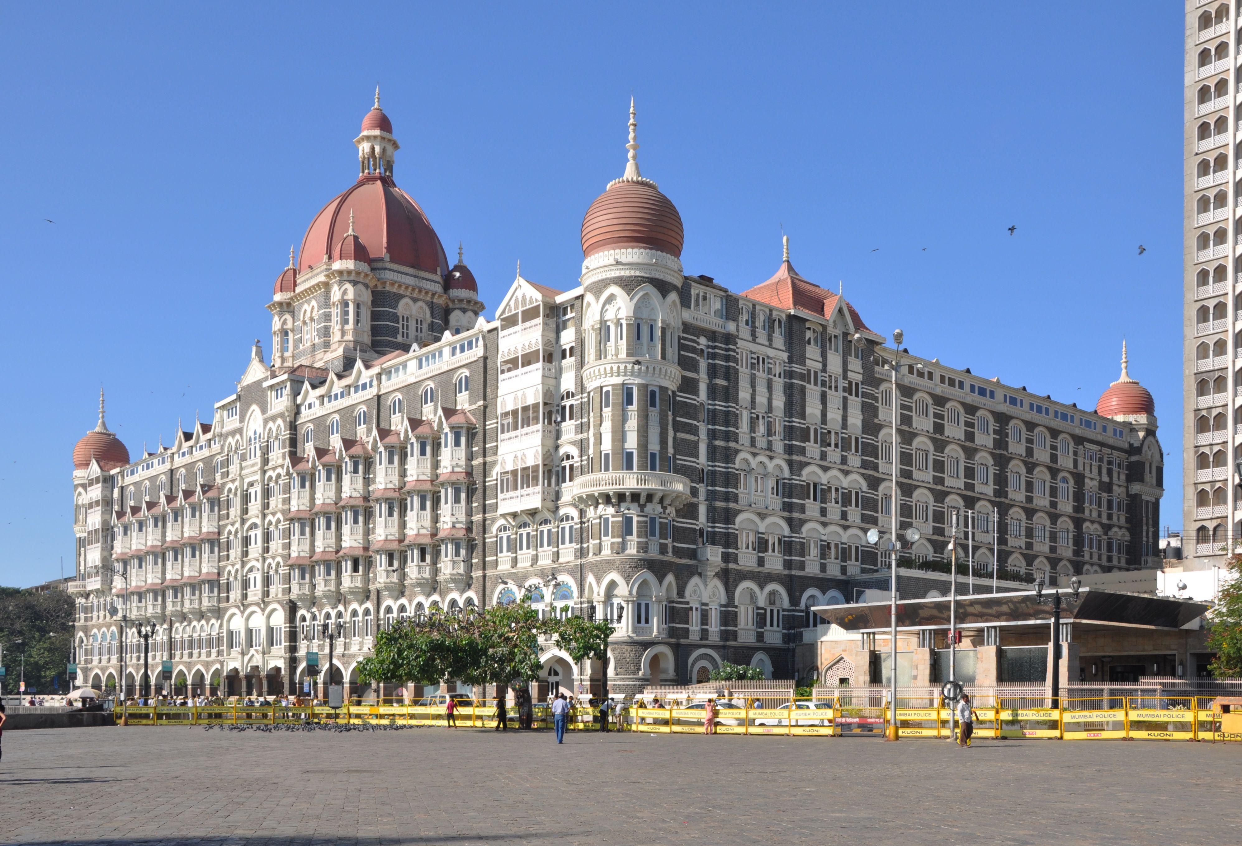 Taj Hotel Mumbai The Iconic Hotel Of Mumbai Taj Mahal Best
