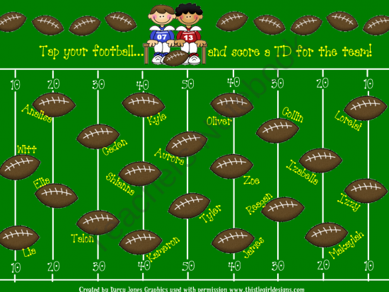 Football Product From