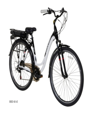 Dynacraft Cityscape 36v 700c Electric Bike White In 2019