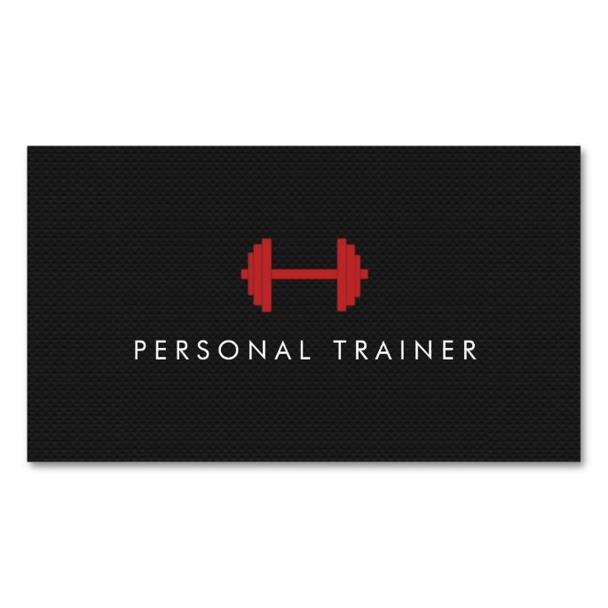 Simple Personal Trainer Fitness Business cards. This is a fully customizable business card and available on several paper types for your needs. You can upload your own image or use the image as is. Just click this template to get started!