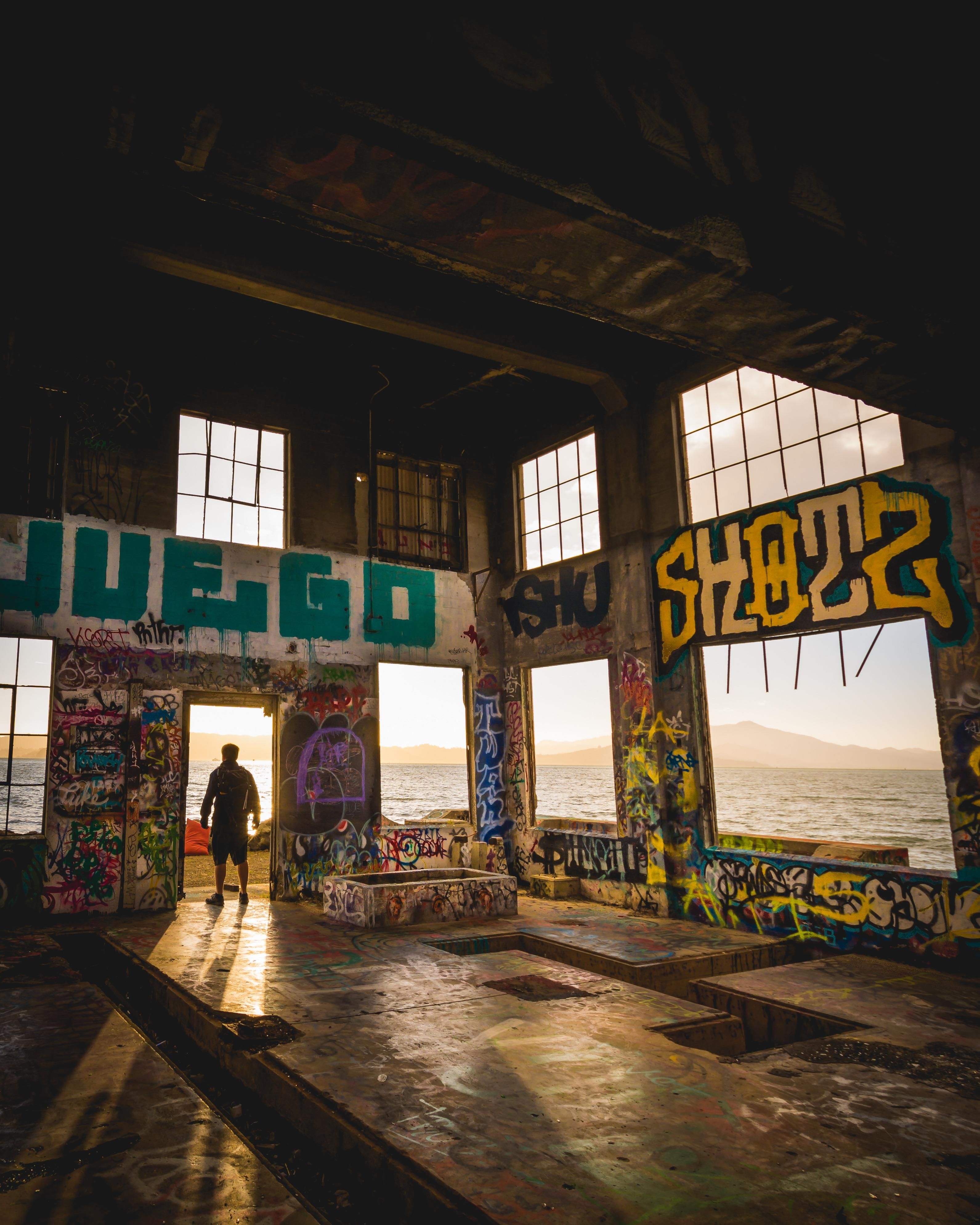 ITAP In An Abandoned Building In The Bay Area.#PHOTO
