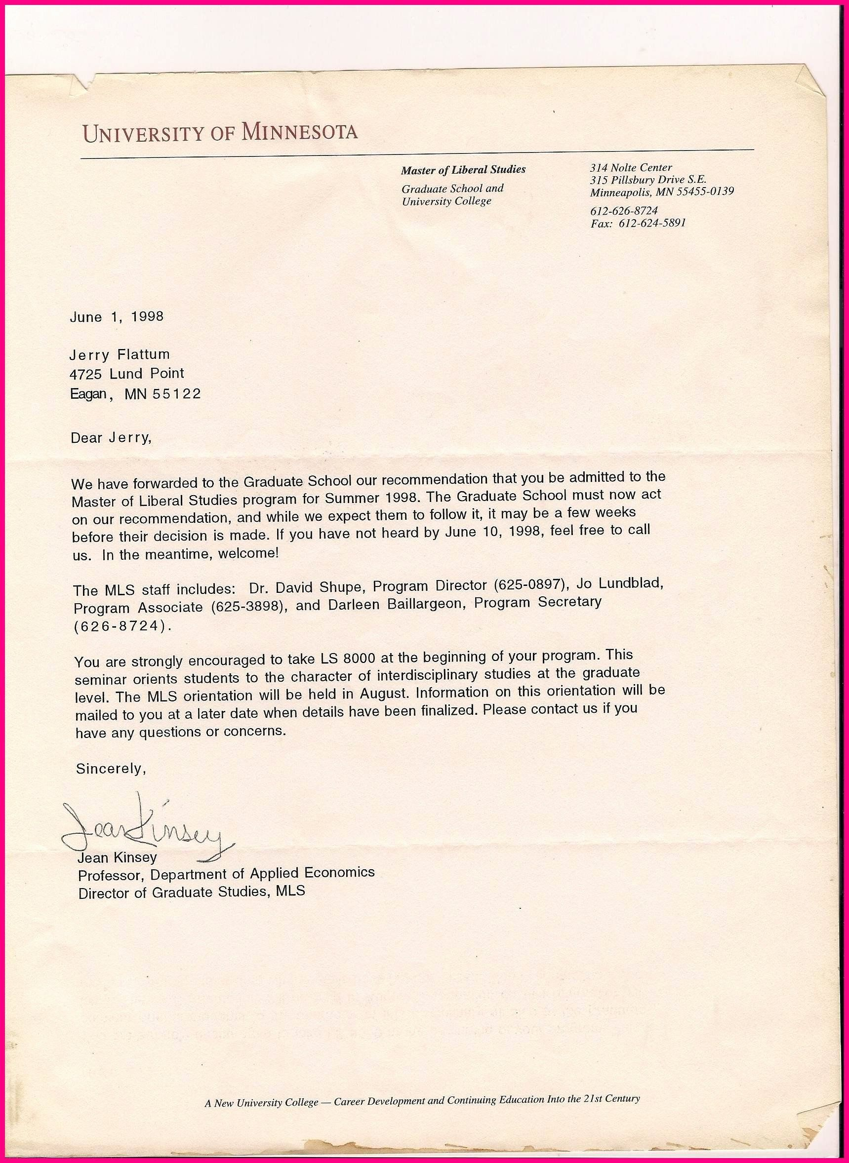 Social Worker Letter Unique Sample