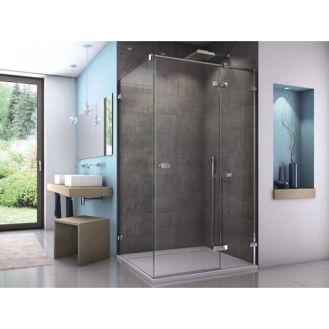 Dusche Drehtür Seitenwand ab 75 x 75 x 200 cm
