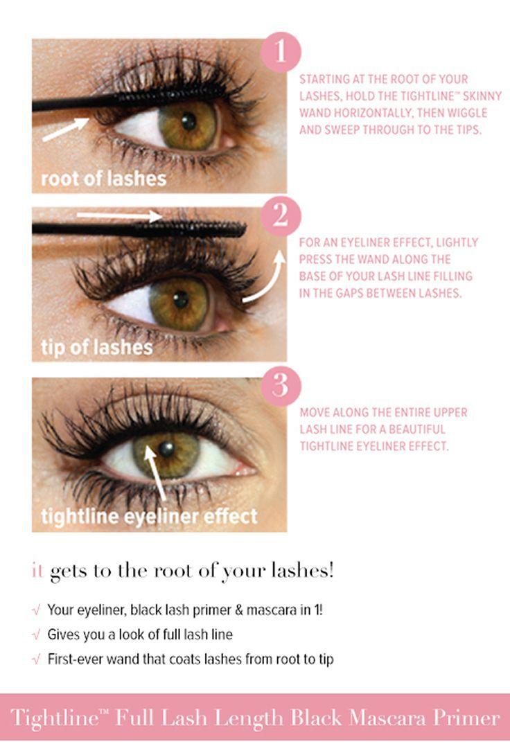 Makeup Tips—9 Ways to Make Eyelashes Longer - Pretty Designs