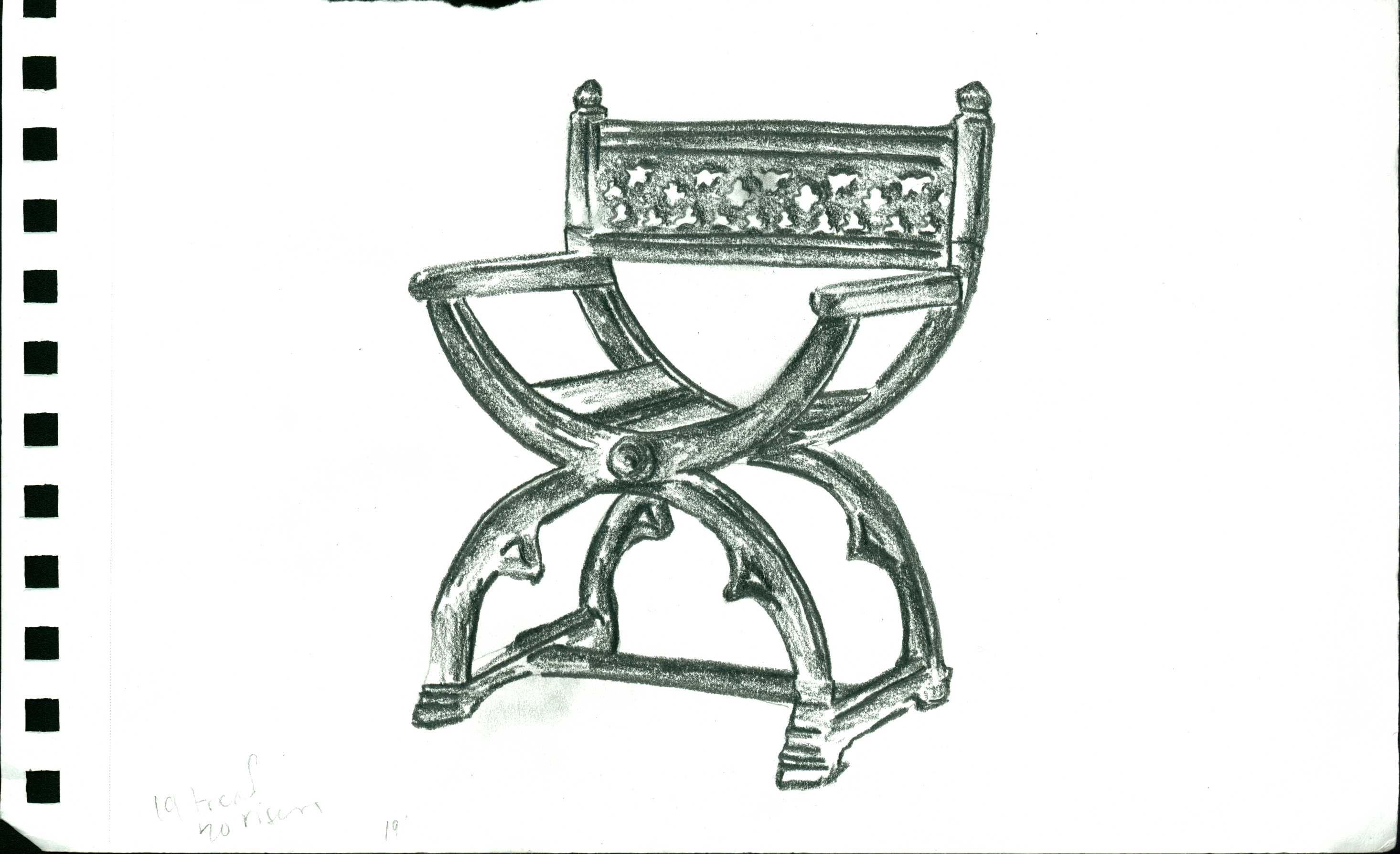 Gothic Revival chair | | Pinterest
