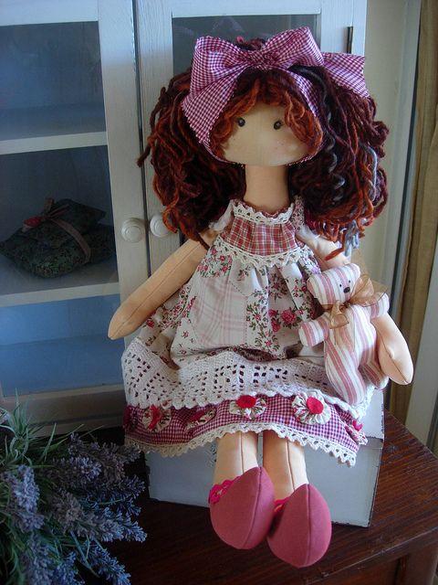 Bambolando: TUTORIAL de muñeca y vestiditos.