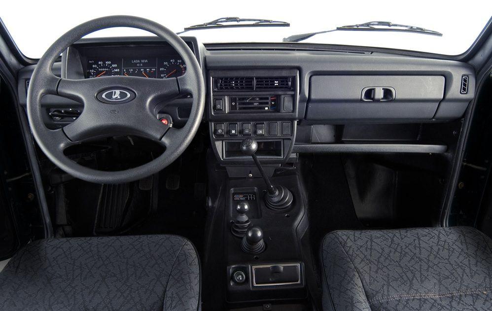 Lada niva interior remodel httpsifttt2hd5eud