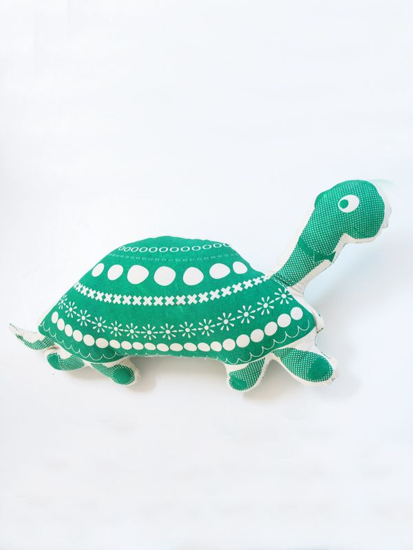 Turtle sewing kit by Blink | plush & toys | Pinterest | Tortugas ...