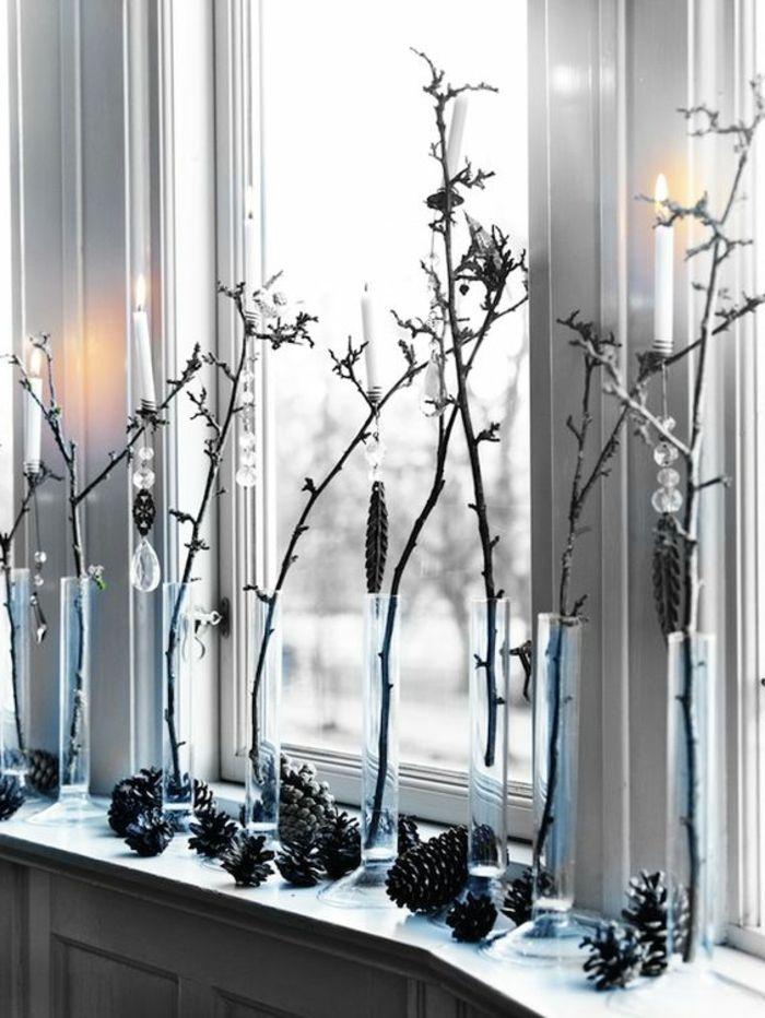 Hervorragend Fensterbank Dekoration 57 Ideen, Wie Sie Das Potenzial Der  Fensterbank Entdecken