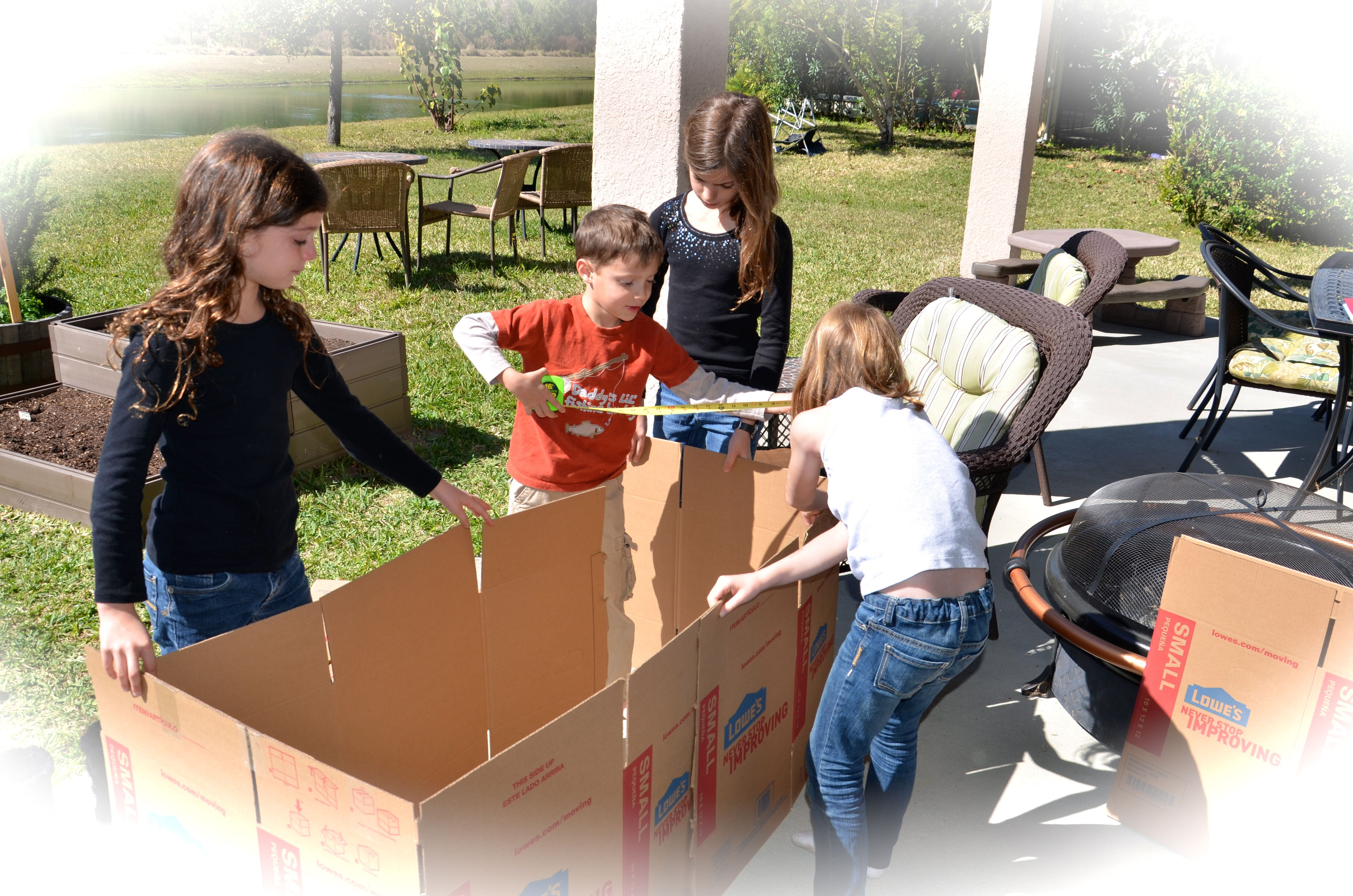 Making Henry S Freedom Box This Activity Would Give The Students A Great First Hand Experience