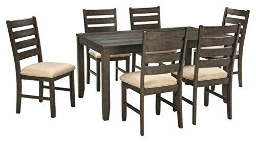 Ashley Furniture Signature Design Brovada Rectangular 5 Piece