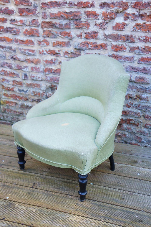 fauteuil crapaud napoleon iii boutique we art galerie pinterest. Black Bedroom Furniture Sets. Home Design Ideas