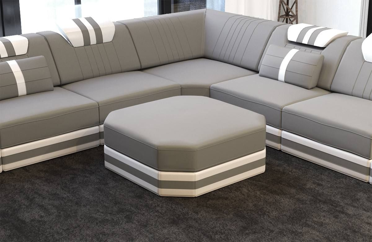 Tremendous Modern Sectional Fabric Sofa San Antonio L Shape With Led In Andrewgaddart Wooden Chair Designs For Living Room Andrewgaddartcom