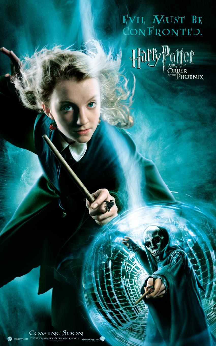 Harry Potter And The Order Of The Phoenix Film Harry Potter Movie Posters Harry Potter Movies Harry Potter Films