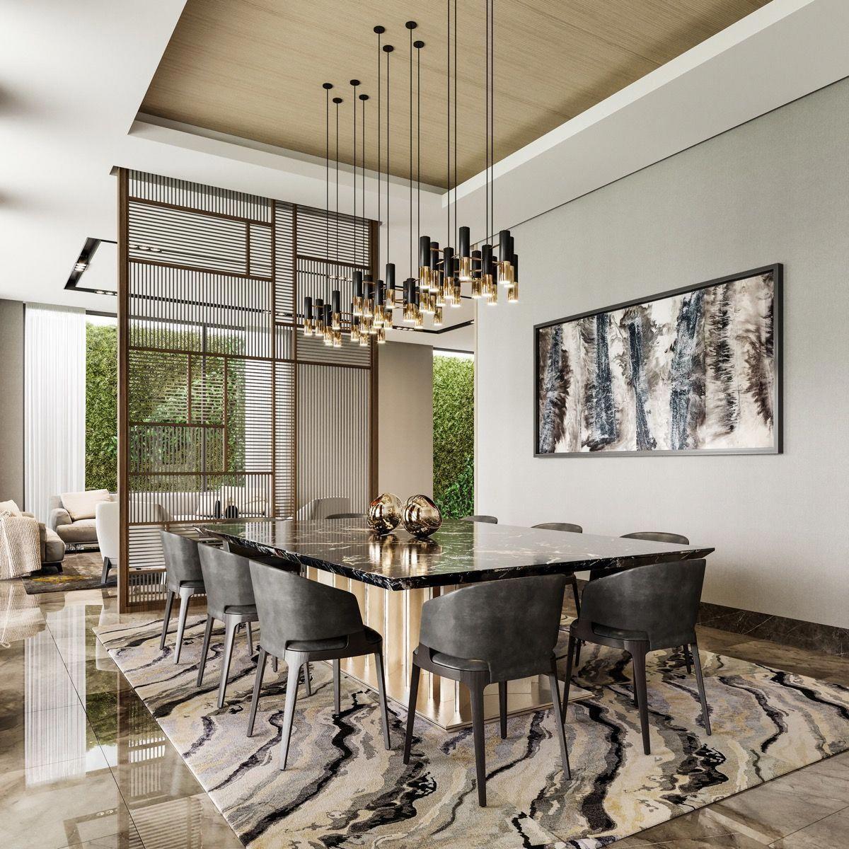 Neue Esszimmermöbel EsszimmerIdeen Luxury dining room