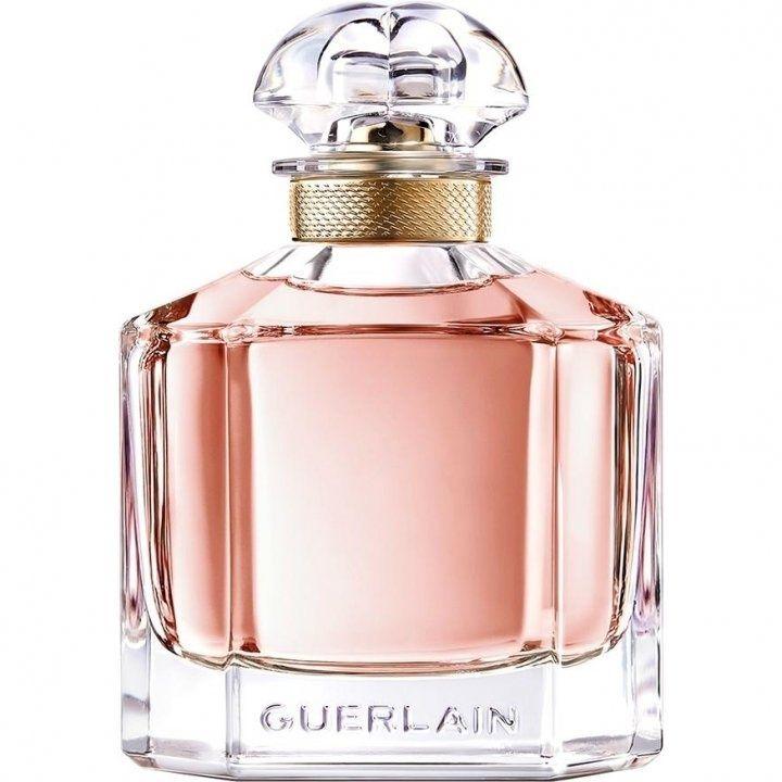 Bottle of Mon Guerlain