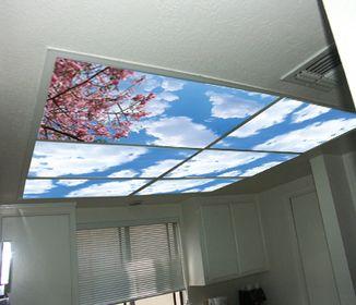 Fiber Optic Ceiling Tiles Playroom Pinterest Fiber
