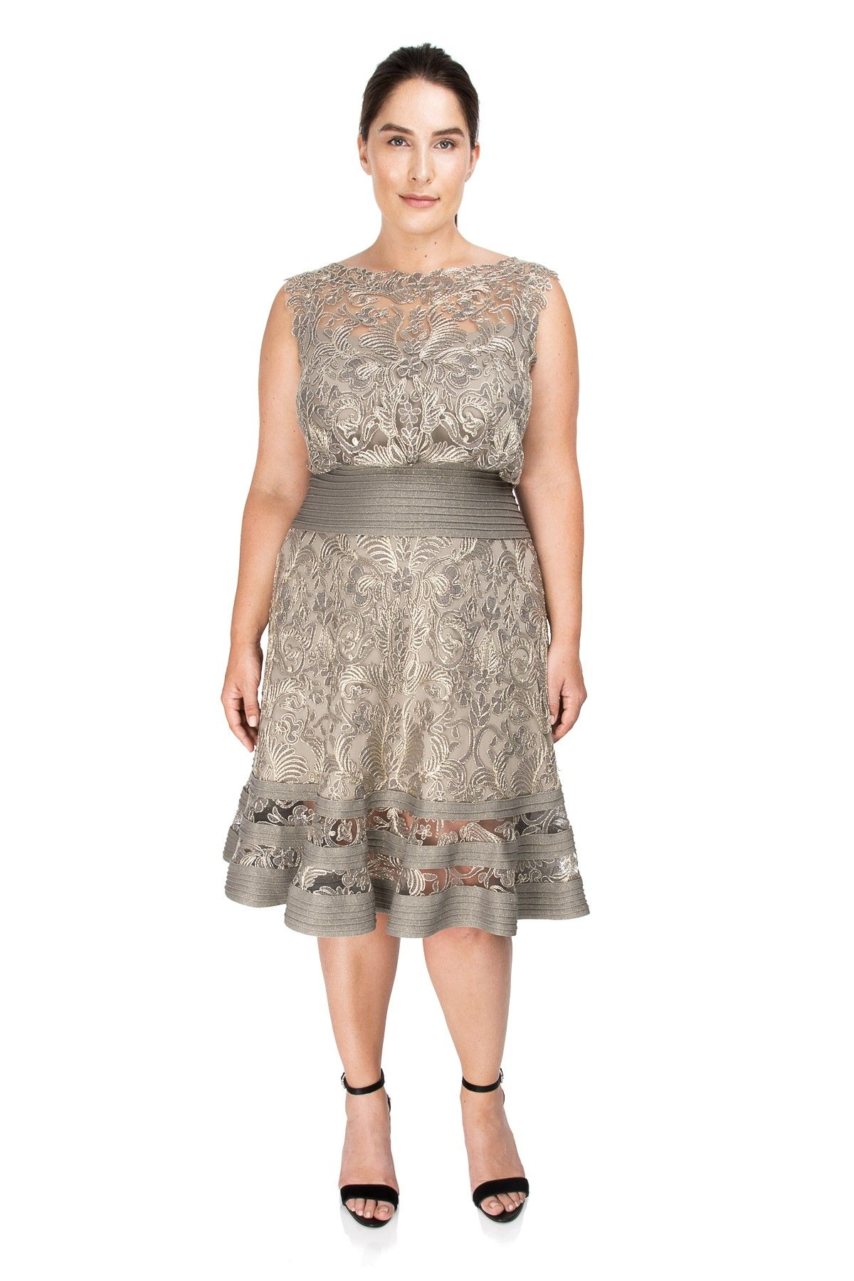 Tadashi Shoji Plus Size - Ariana Dress | Wedding-MOTB Dresses ...