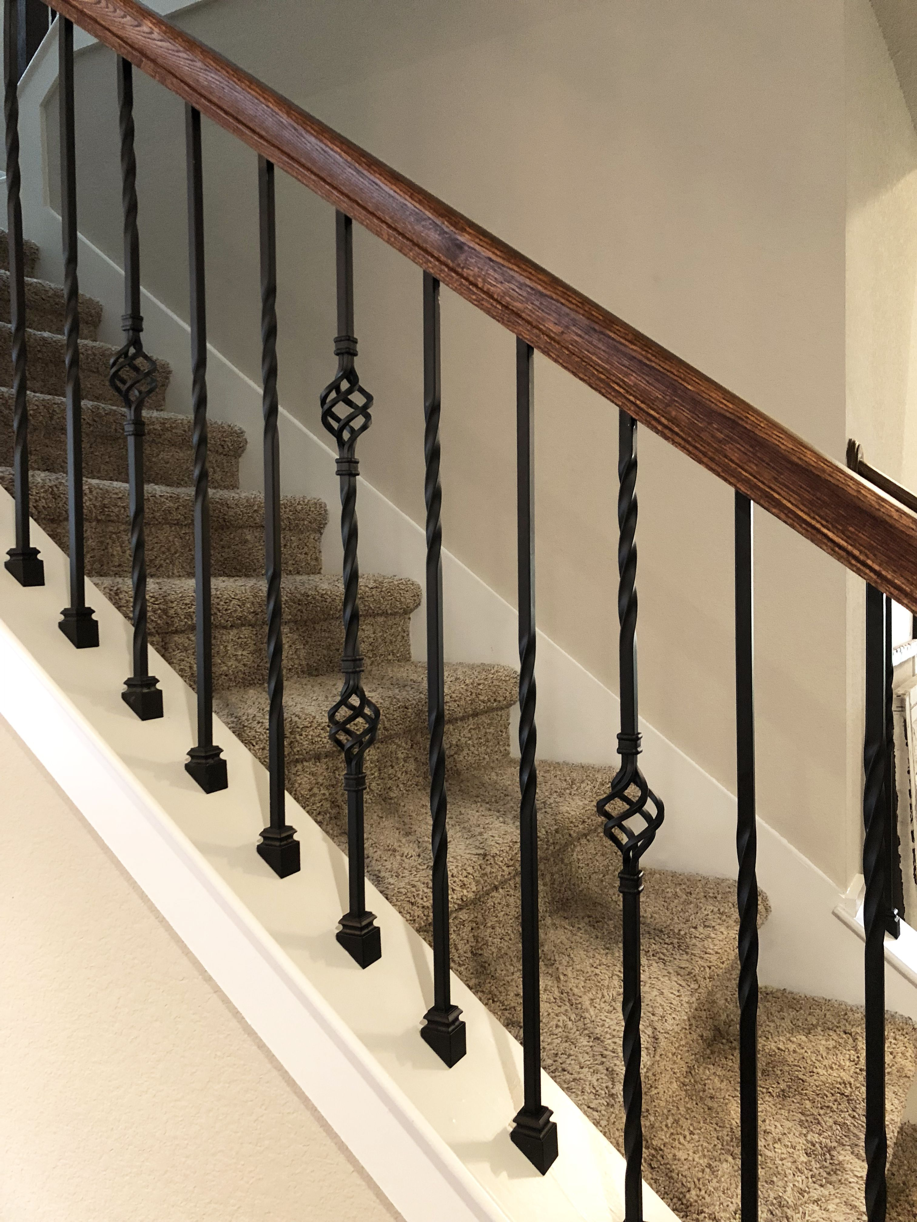 We Love A Simple Classic Look Like This Staircase The Richness Of