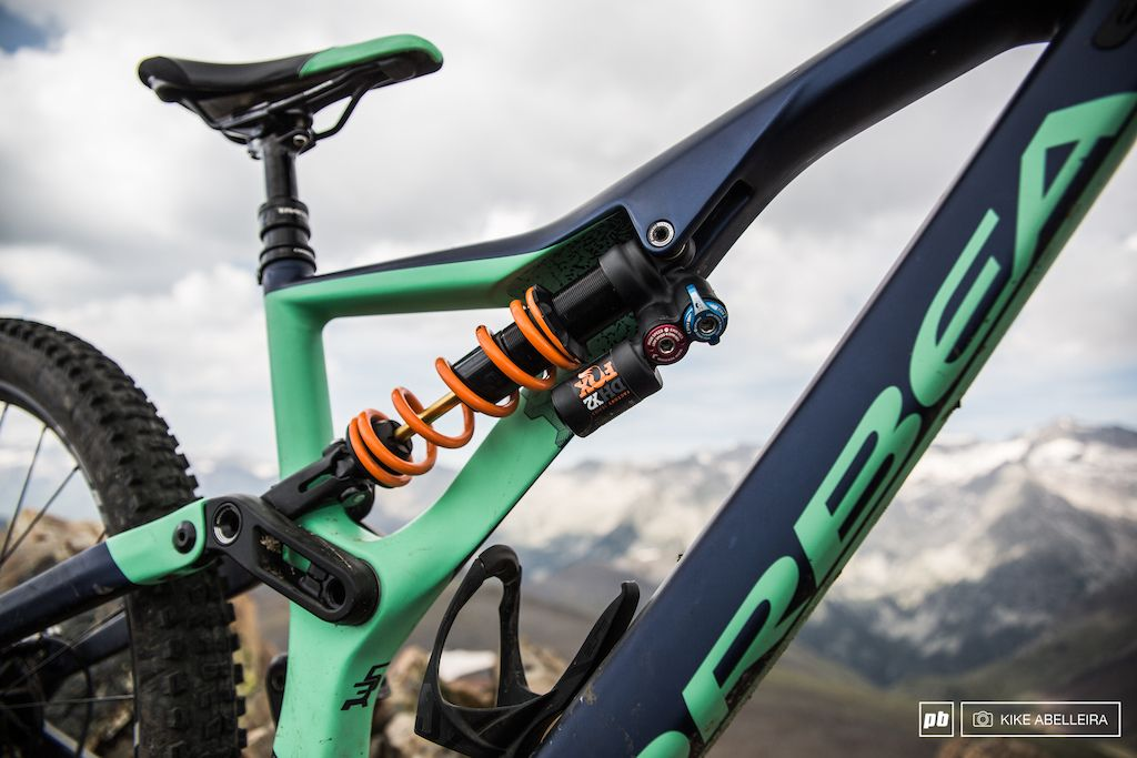 Orbea Goes Big With The New Rallon First Ride Moutain Bike