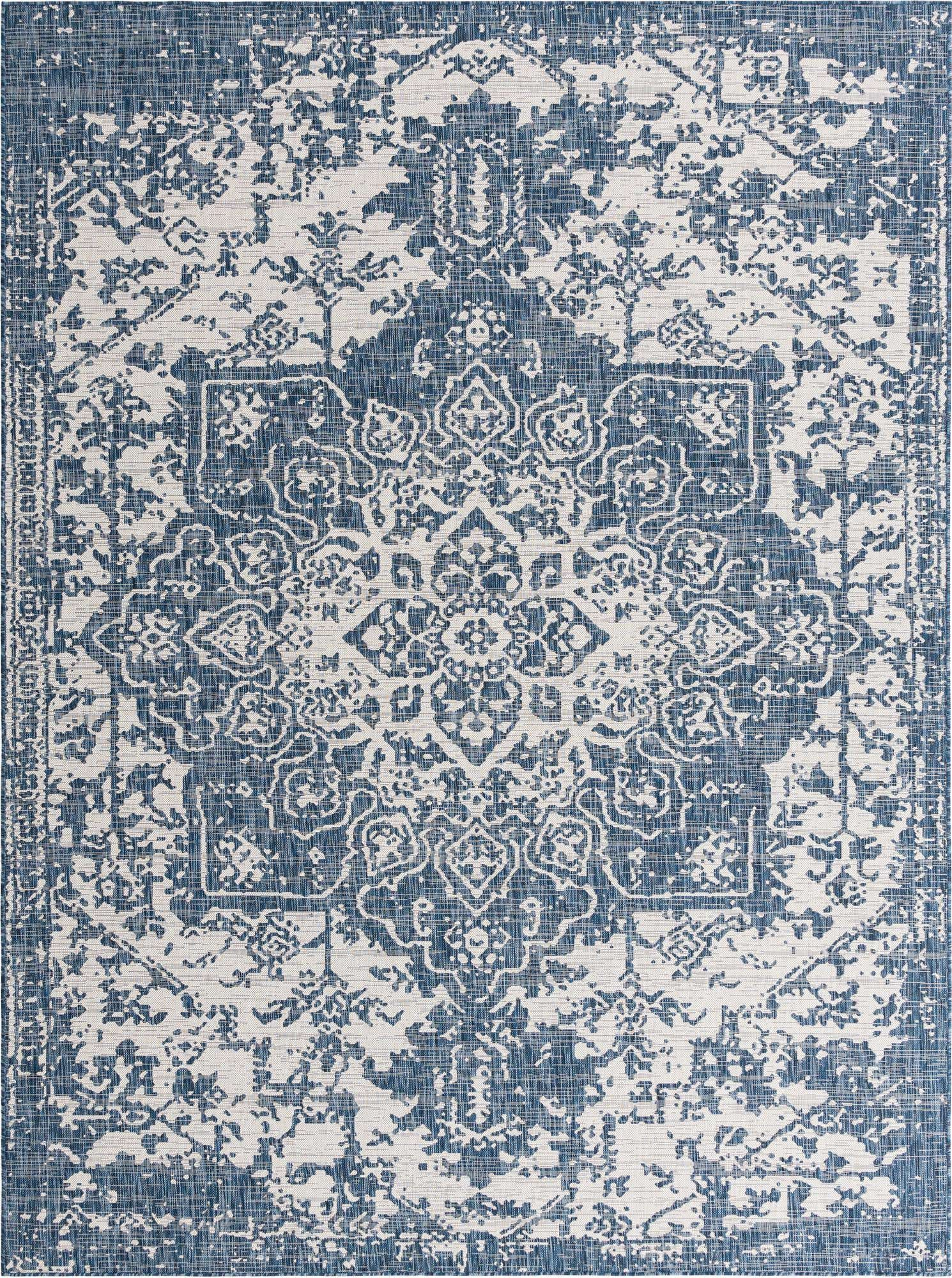 Blue 9 X 12 Jill Zarin Outdoor Rug Rugs Com In 2020 Jill Zarin Outdoor Rugs Outdoor Rugs Patio
