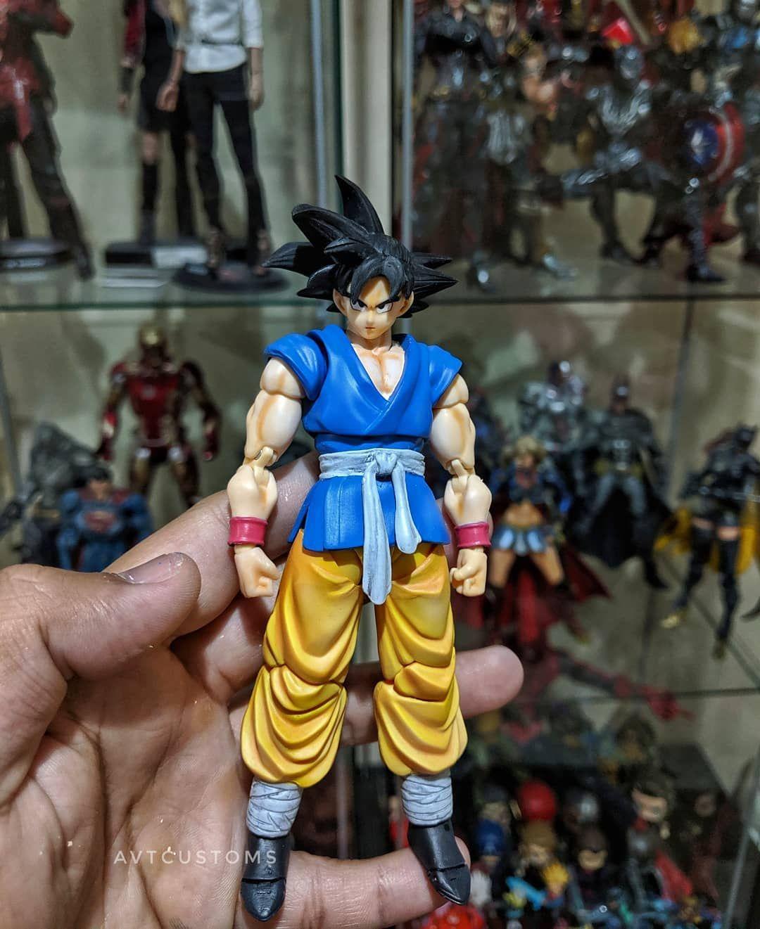 Custom Dragon Ball Gt Goku Dragon Ball Goku Dragon Ball Gt