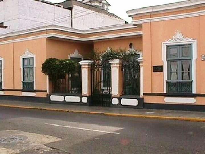 Casa Museo Ricardo Palma Miraflores Lima Peru Casa Museo Casas