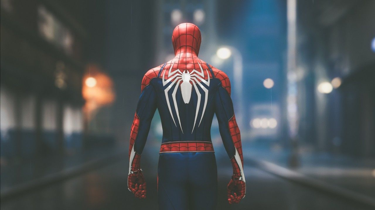 Pin about Spider man ps4 game and Spiderman ps4 wallpaper