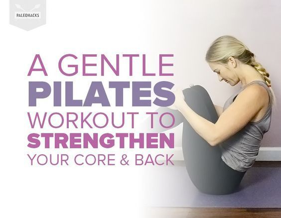 Pilates Workouts For Beginners - Fitter Past Forty -  Pilates Workouts For Beginners – Fitter Past F...