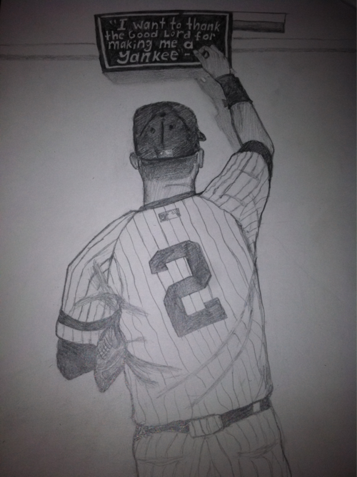 baseball---definitely trying this for my next drawing ...