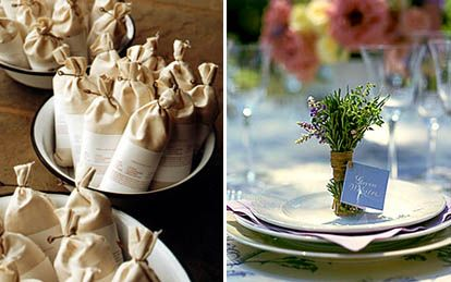 Grits Wedding Favors With A Copy Of The Recipe We Used At