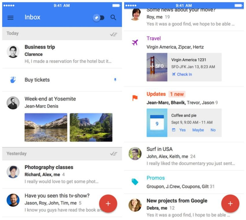 5 Can'tMiss Apps Rooms, Inbox, TinType and More App