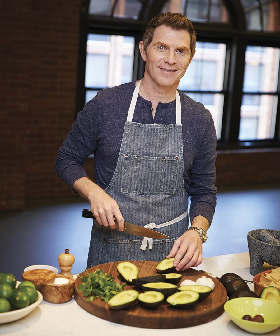 Bobby Flay's Plate is Being Served in Las Vegas (With