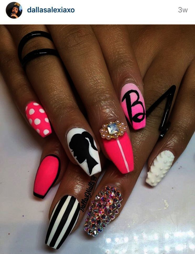 Nail Care Salon Lancaster Pa Upon Neutral Nails Pinterest Every Nail Care Jessica Neutral Nails Glitter Nails Acrylic Sparkly Nails