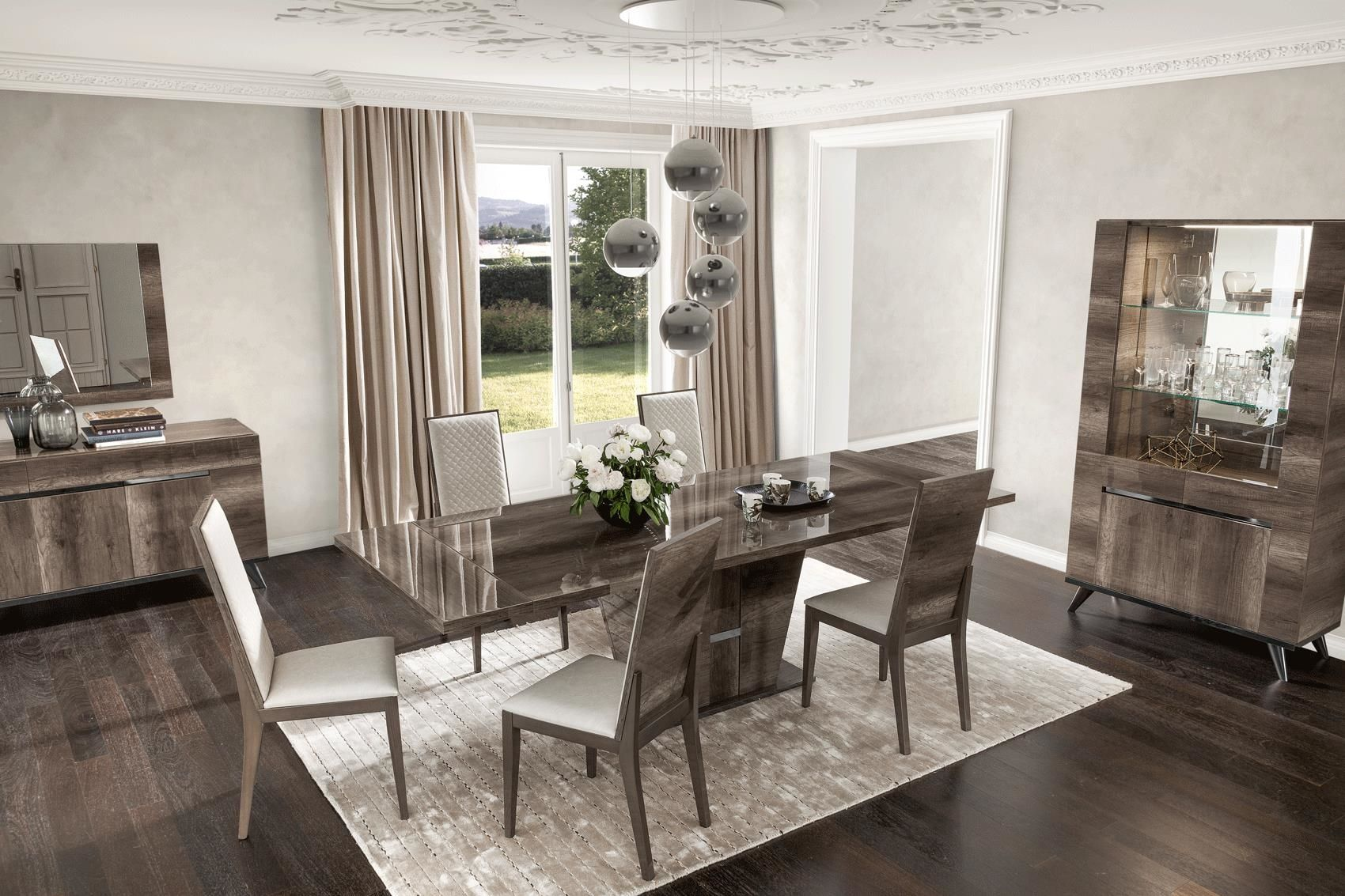 Medea Table In 2020 Contemporary Dining Sets Dining Decor