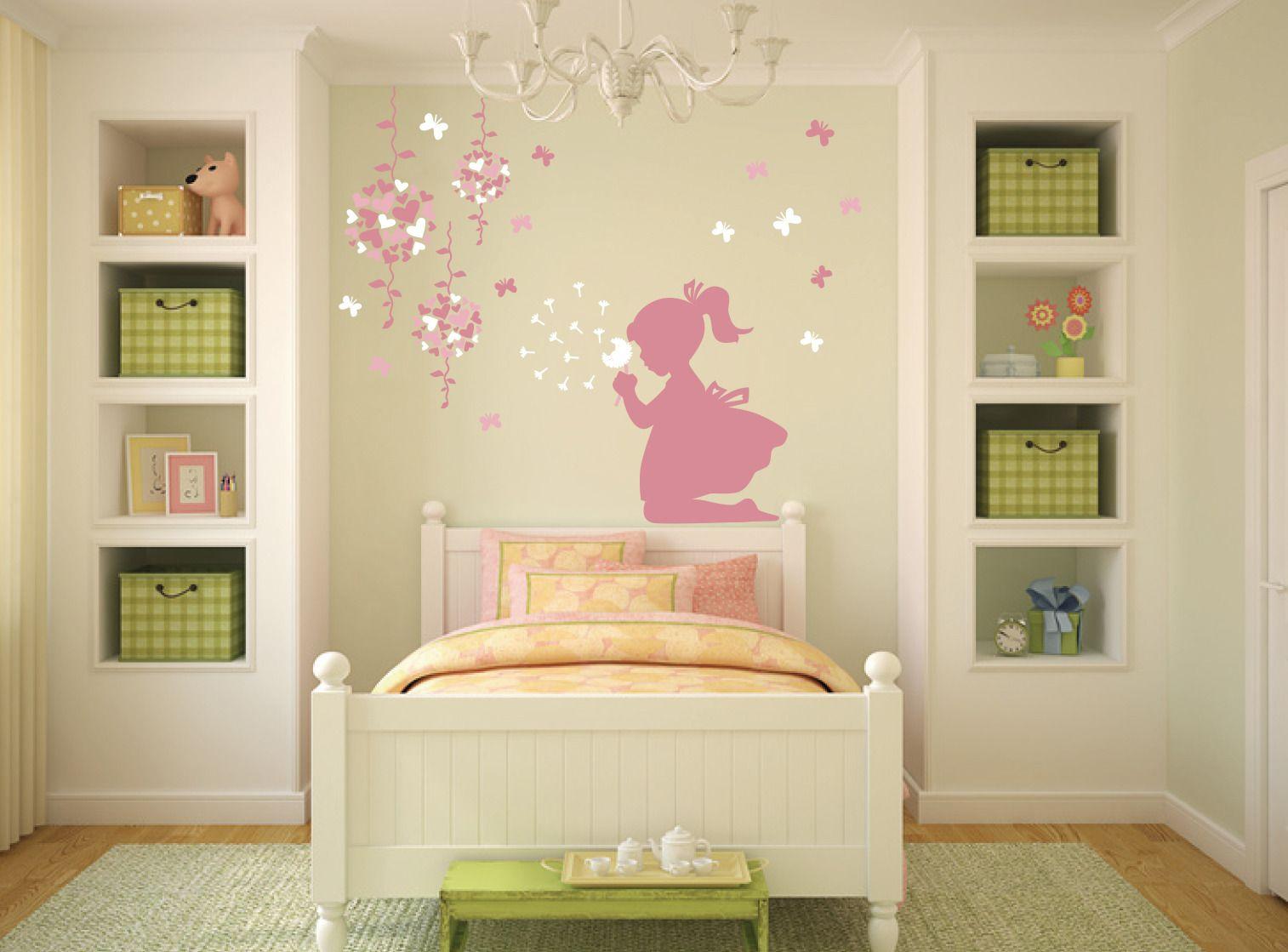 Disegni Cameretta ~ Camerette per bambine case di charme pinterest bambine