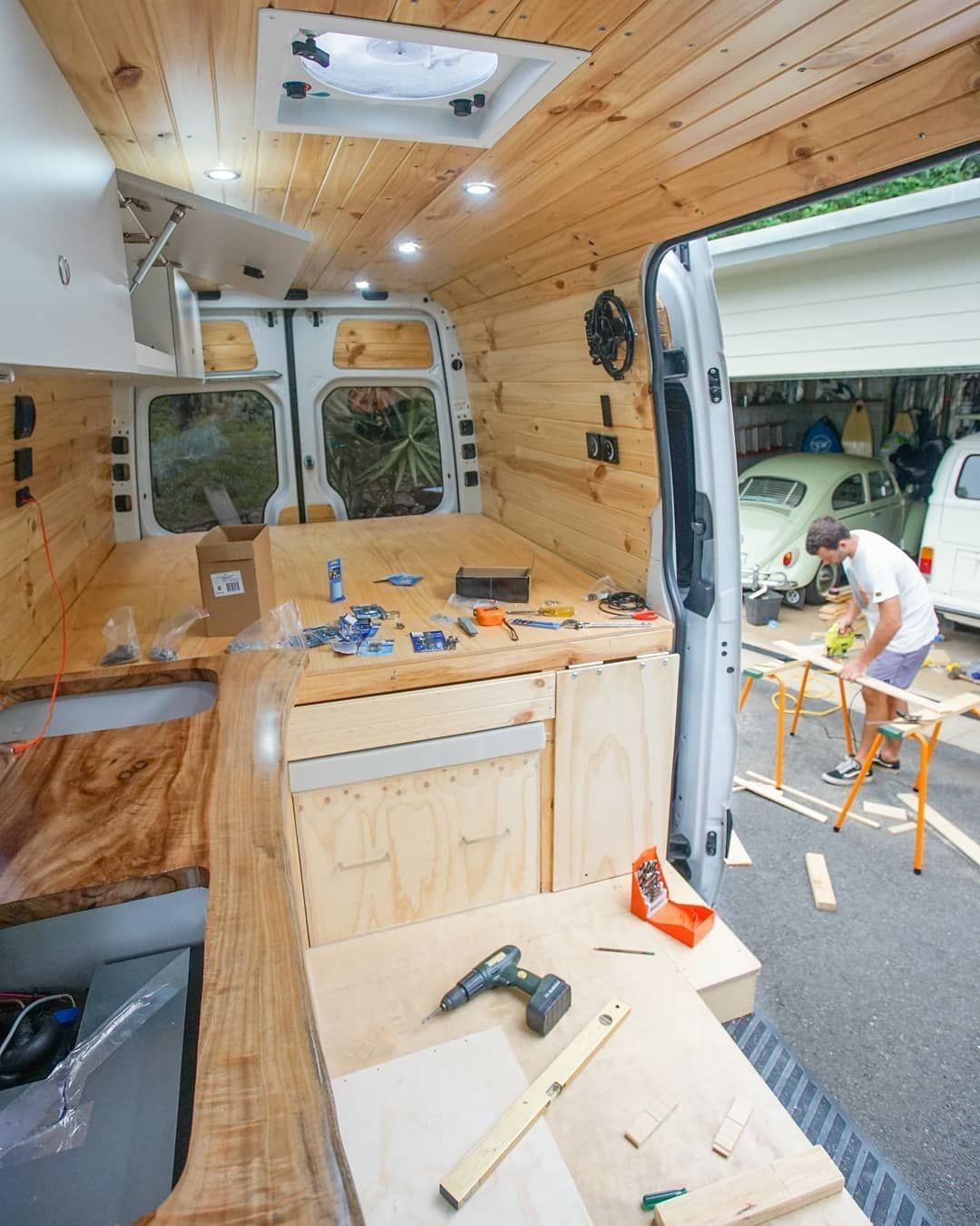 25 Awesome Camper Ideas Vanlife Interior Design Https Www Vanchitecture Com 2018 07 07 25 Aweso Wohnmobil Umbau Wohnmobilumbau Kastenwagen In Wohnmobil Umbau