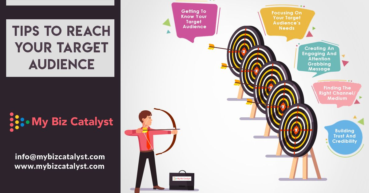 Tips To Reach Your Target Audience Marketing automation