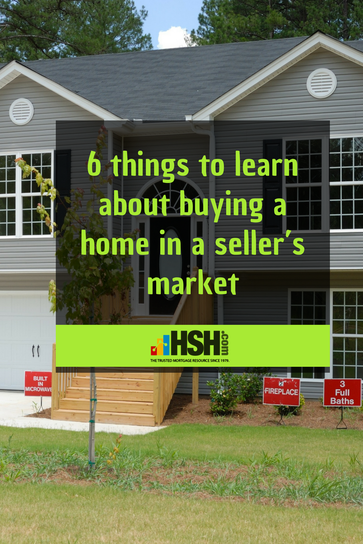 6 Keys To Buying A Home In A Seller S Market Home Buying Buying A New Home Home Improvement Projects
