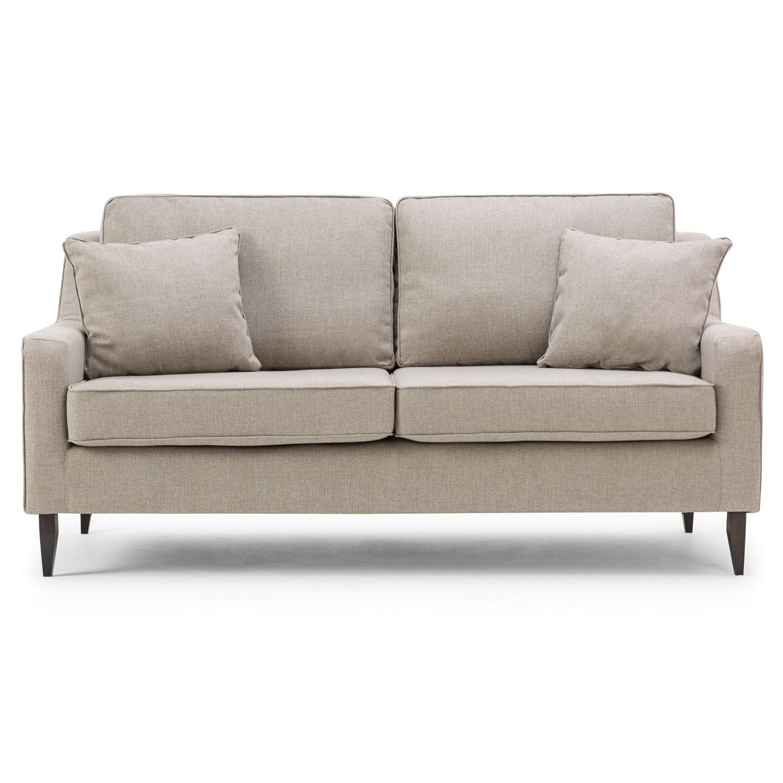 Julius Fabric 3 Seater Sofa Next Day