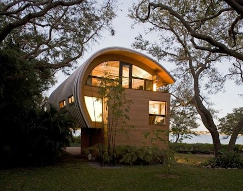 10 Curved Roof Ideas Architecture House Design Architecture House