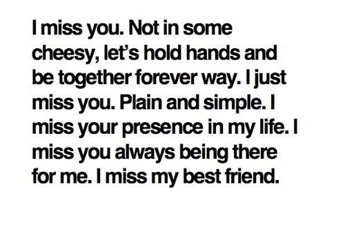 Miss You Words Pinterest Quotes Words And Miss My Best Friend