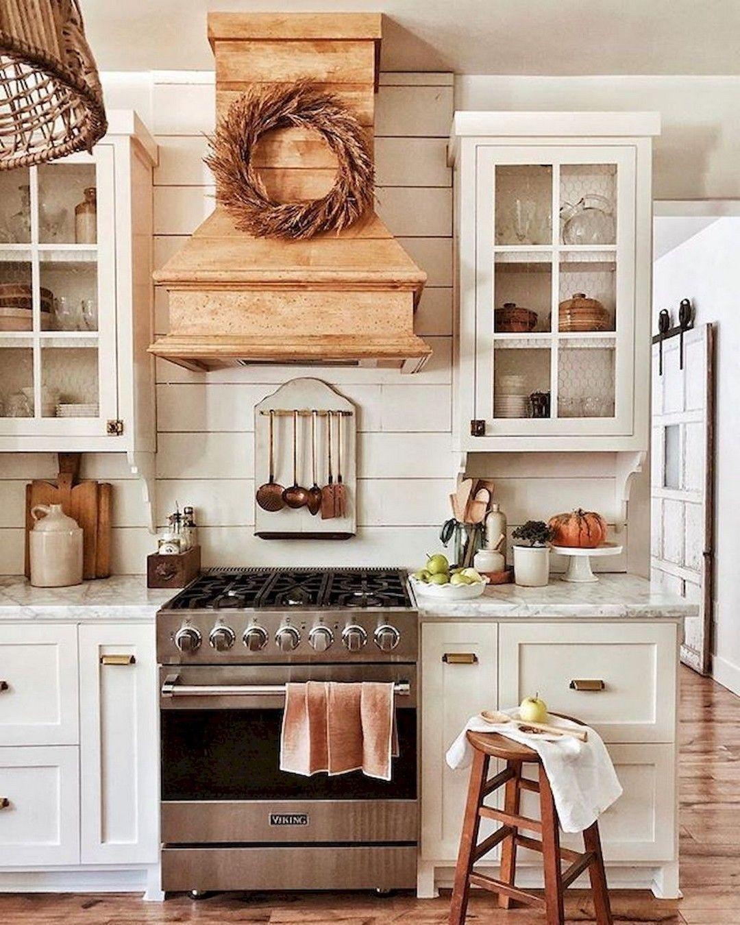33 inspiring farmhouse kitchen design ideas on a budget farmhouse kitchen decor farmhouse on kitchen ideas on a budget id=46183
