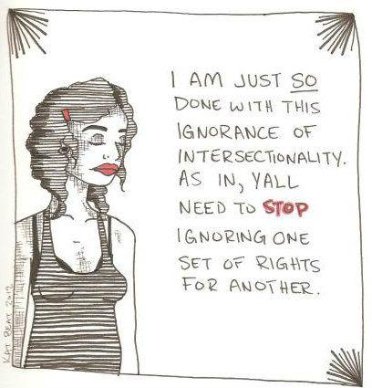 intersectionality psychology